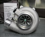 New Garrett G-series G25-660 T3 Inlet, V-band Outlet Turbo .92a/r 858161-5003s