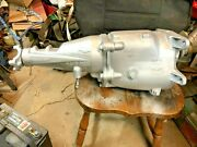 1963 Corvette Borg Warner 4 Speed Transmission And Factory Shifter And Linkage