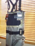 Simms Camo Limited Edition Wqw Men's Size Large9-11 G-3 Guide Waders