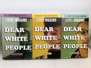 Andldquodear White Peopleandrdquo Authentic Prop Used On Set. Lionel Higgins Dust Covers Book