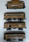 Vintage Lionel Outfit 342e Standard Gauge - 318e, 309, 310 And 312 W/tracks