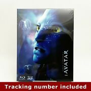 Avatar Blu-ray 2d And 3d Combo W/ Slipcover 1-disc