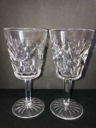 1 Crystal Waterford Signed Ashling Glass 30.00 Only Till 8/8/21