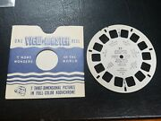 Grand Canyon Np South Rim Ii Arizona 1948 Viewmaster Reel 27 Rare Exc Y141