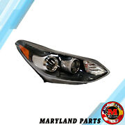 For 2017-2019 Kia Sportage Led Headlights Right Side