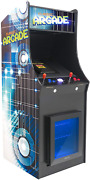 Creative Arcades Full-size Commercial Grade 2-player Cabinet Arcade Machines Wit