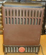 Vintage 1940 Noma Electric Company Space Heater Antique Christmas Lights Safety