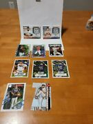 Tops 2021 Series 1 Baseball Cards Lot + 2 Patch Cards Blaster Pulls