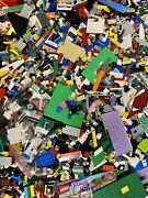 Lego 33 Pounds Lbs - Bricks Parts, Accessories, Vehicles And Pieces Mixed Bulk Lot