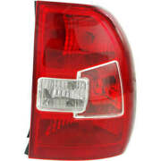 Tail Light For 15-20 Dodge Challenger Driver Side Oe Replacement Halogen W/bulbs