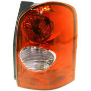 Tail Light For 2015-2017 Dodge Charger Passenger Side Oe Replacement Led W/bulbs