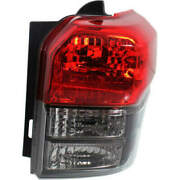 Tail Light For 16-17 Honda Accord Passenger Side Oe Replacement Halogen W/ Bulbs