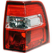 Tail Light For 2016 Mazda Cx-5 Driver Or Left Oe Replacement Halogen W/ Bulbs