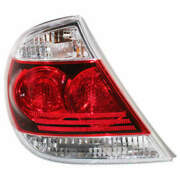 Taillight For Audi A3 15-16 S3 15-16 Driver Side Oe Replacement Led W/bulbs