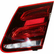 Taillight For Chevy Impala 2014-2016 Driver Side Oe Replacement Halogen W/bulbs