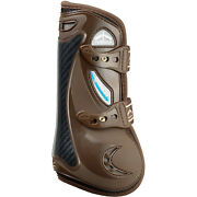Veredus Carbon Gel Vento Front Horse Boot Tendon - Brown All Sizes