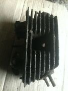 Cylinder Head Dnepr Mt Mb650 Motorcycle. Left Side. Old Stock New