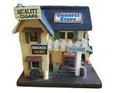 General Store Wooden Bird House Large