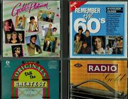 Various Artists Cds - You Pick - Rock / Easy / Brit Invasion / Oldies / More