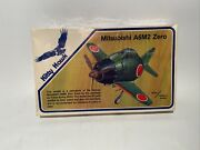 1/72 Scale Kitty Hawk - Wwii Japanese Mitsubishi A6m5 Zero Fighter. New/sealed