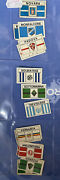 Crests Series C - Calciatori Panini 1969/70 - Sold Sing. From Recovery And New