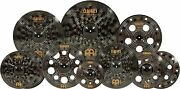"""Meinl Cymbal Set Box Pack With 14"""" Hihats, 20"""" Ride, 16"""" Crash, Plus A Free..."""