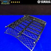 Yamaha Banshee Front Radiator Cover Guard Grill Grille Screen 1987-2006
