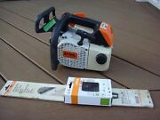Genuine Stihl 020t Professional Top Handle Chainsaw - All Oem - Ms 200t Ms200t