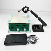 Used Mbr Electronics Ultra Sonic Low Temperature Soldering System Uss-9200