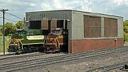 Bachmann Ho Scale 1/87 Engine Shed Double-stall | Bn | 35116