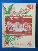 The Pasadena Roof Orchestra Songbook Sheet Music Book - Piano Vocal Guitar 1986