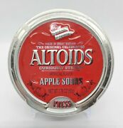 Altoids Apple Sours, Collectible Discontinued Tin, Brand New Factory Sealed