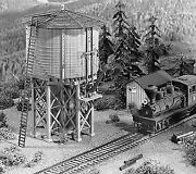 Campbell Scale Models Ho Scale Railroad Water Tank | Bn | 356