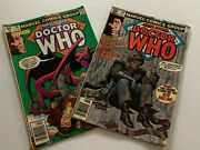 Doctor Who Marvel Comics Attic Find