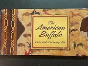 2001 American Buffalo Coin And Currency Set Complete W/booklet And Coa