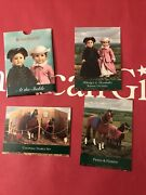 American Girl Felicity Elizabeth Trading Card Cards Riding Outfit Stable Penny