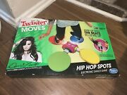 Rare Demi Lovato Twister Moves Hip Hop Spots Electronicdance Game Hasbro