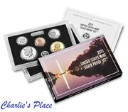 2021-s 7-coin Silver Proof Set 21rh