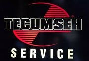 Vintage Tecumseh Engines Factory Service Lighted Sign Works