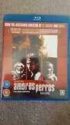 Amores Perros Love's A Bitch Blu-ray Region B Will Not Play In Us Players Oop