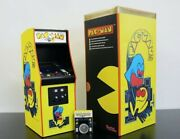 Numskull Quarter Arcade Game Pac-man 🎉 Limited Collector's Edition With Coin