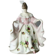 Royal Doulton Pretty Ladies Kathryn Hn4948 Figurine Old Country Roses