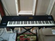 Korg X2 Synthesizer 76 Keys / Case, Peddle, Stand, And Power Cord / No Ship