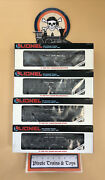 Lionel O Scale New York Central 4 Lighted Baggage Cars 6-16016 To 6-16019