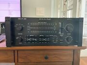 Sae 2100l Preamplifier - Very Rare - Hard To Find