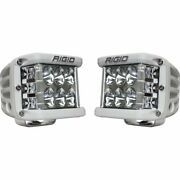 Rigid Industries D-ss Series Pro Driving Led Surface Mount Pair White 862313