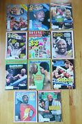 11 Marvelous Marvin Hagler Boxing The Ring Sports Illustrated 1980s Magazines