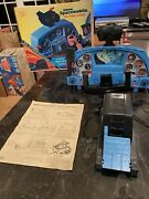 Vintage Topper Johnny Astro Spacemobile Astronaut Console In Box Old Store Stock