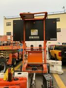 Used Allmand Eclipse Ab2220 Solar Powered Towable Arrow Board. 15 Lamps