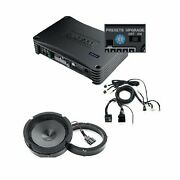 Audison Carhifi Plugandplay Kit Power Amplifier + Speakers + Cable For Vw Golf 7